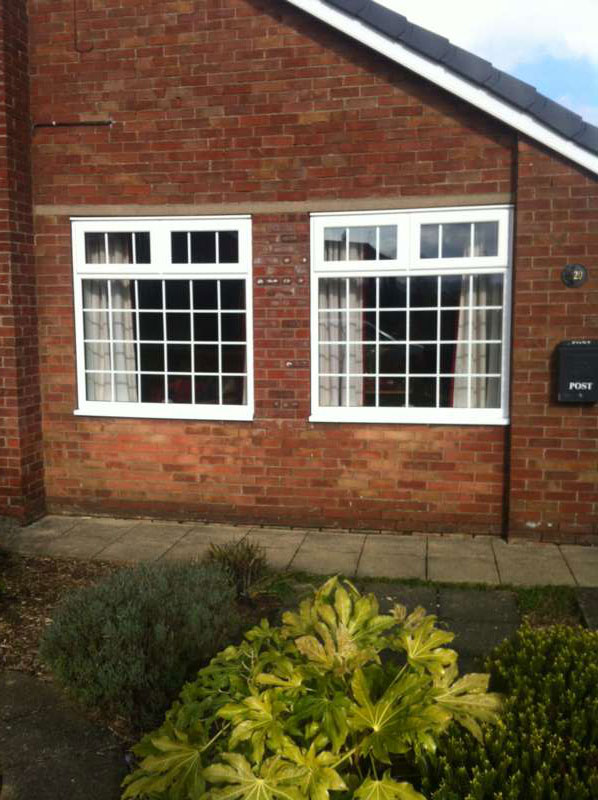 uPVC Windows in Scotter