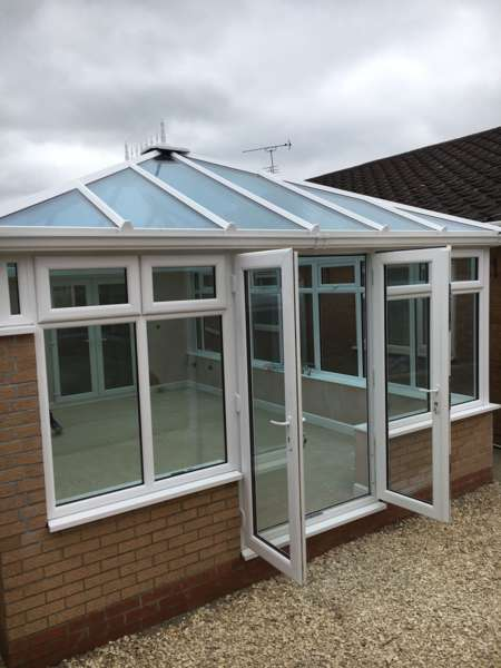uPVC Conservatories in Barton