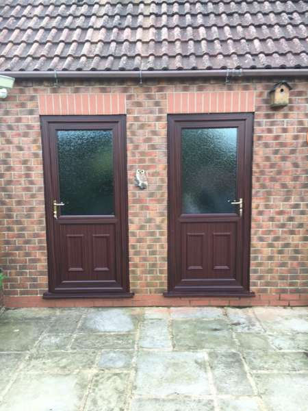 uPVC & Composite Doors in Barton