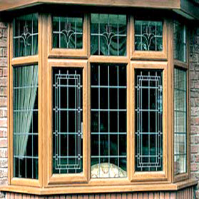 Oak Bay Window